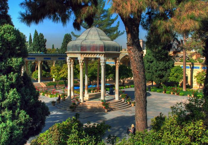 Grabmal Hafez; Shiraz