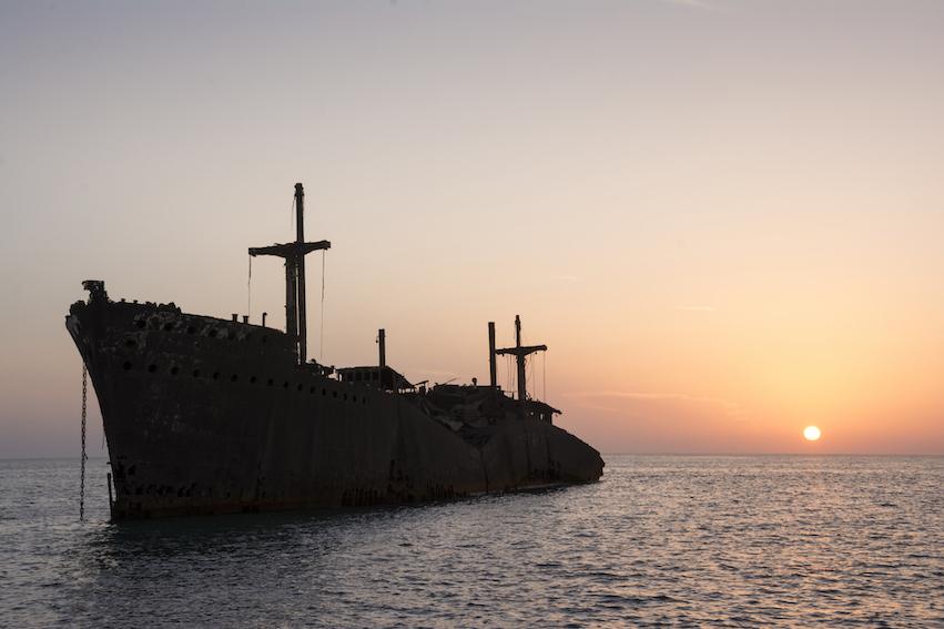 Kish; Persian Gulf; Kish Islans; Ship
