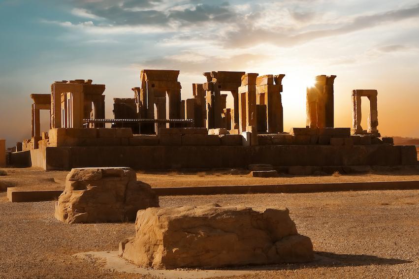 Persepolis Apadana Palast