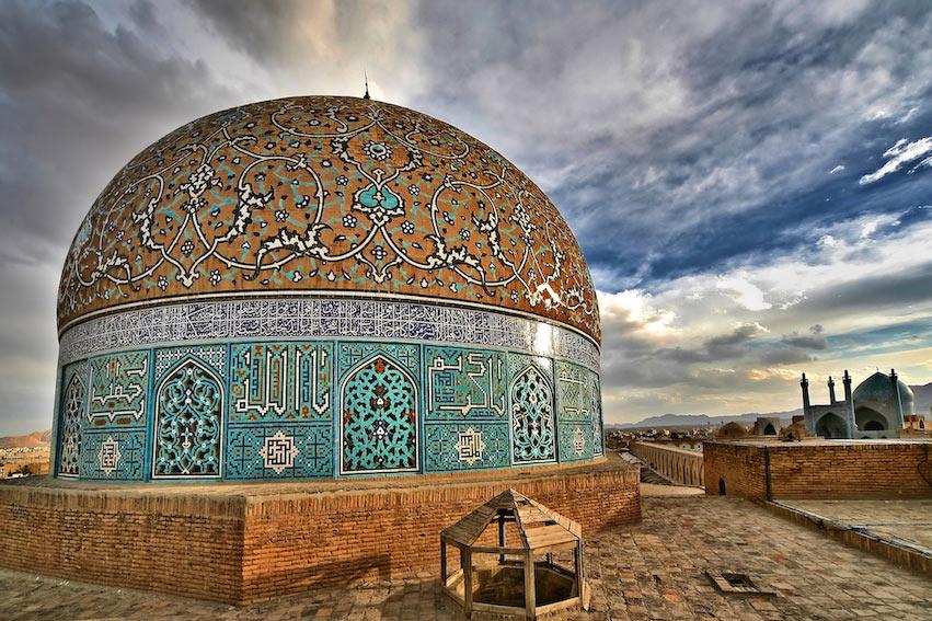 Isfahan; Moschee; Architektur; Iran