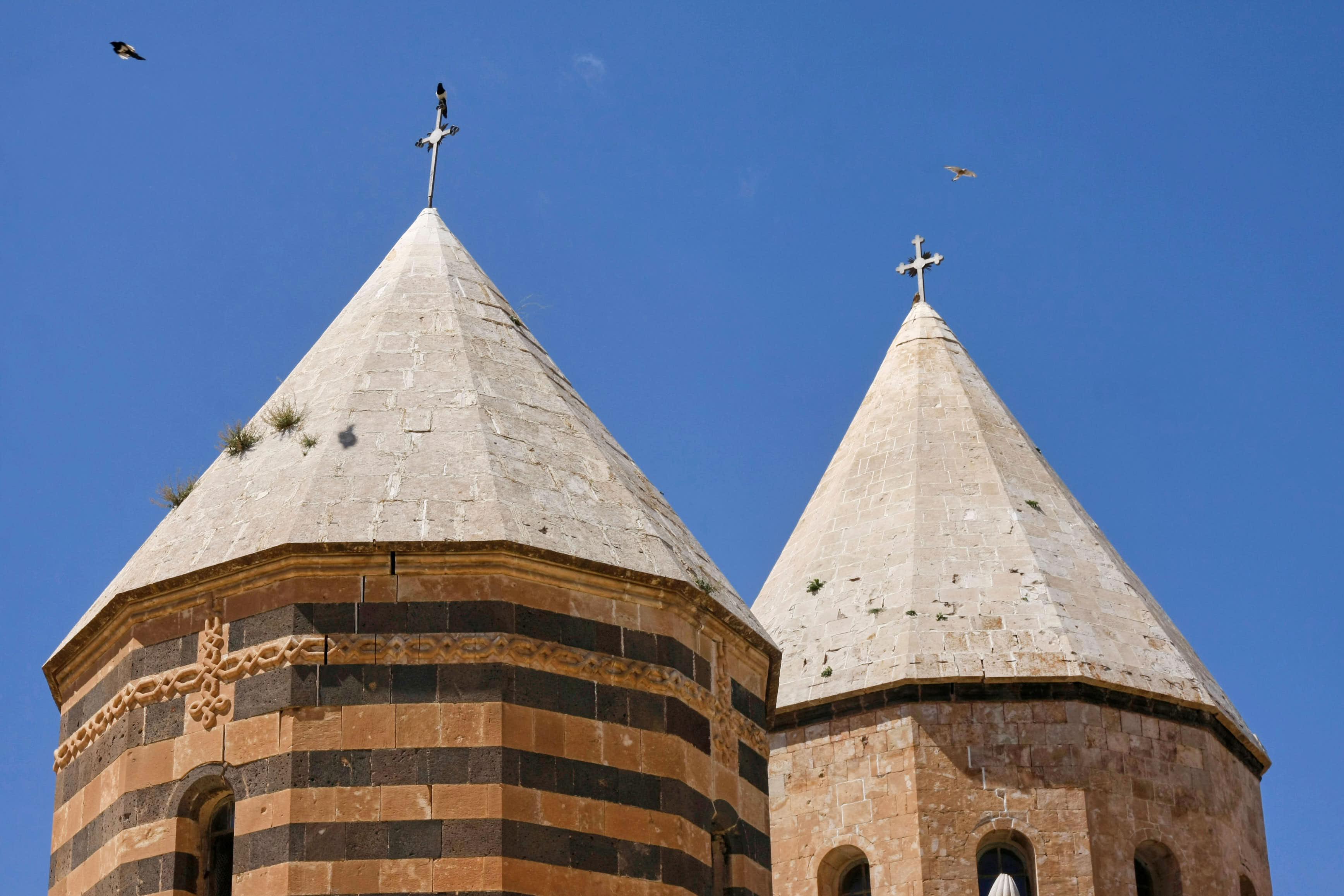 Sankt Thaddäus Kloster, West-Aserbaidschan, Iran