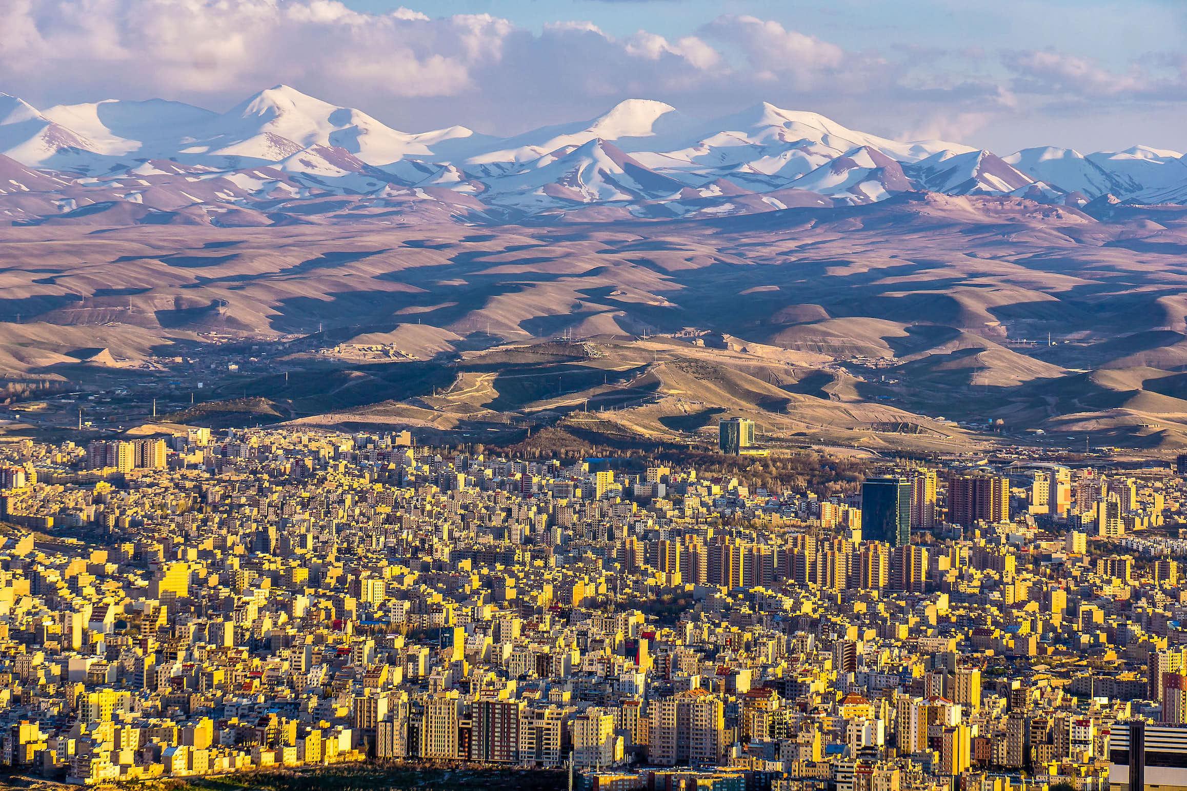 Täbris, Ost-Aserbaidschan, Iran