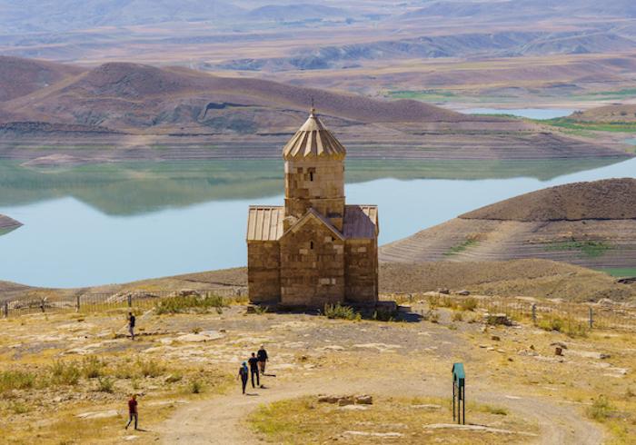 Dzordzor Chapell; Dzordzor Kapelle, Maku, West Azerbaijan